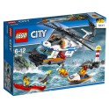60166 - LEGO City Kustwacht Zware Reddingshelikopter