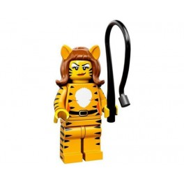 71010 - LEGO Minifiguur Tiger Woman