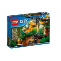 60158 - LEGO City Jungle Vrachthelikopter