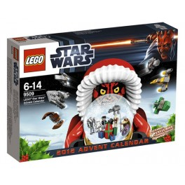 9509 - LEGO Star Wars Adventkalender 2012