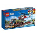 60183 - LEGO City Helicopter Transport