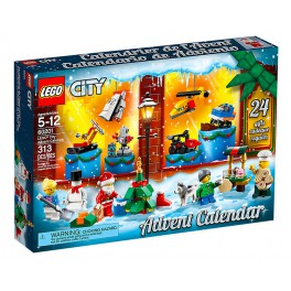 60201 - LEGO City Adventkalender
