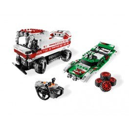 8184 - LEGO Racers Twin X-Treme RC