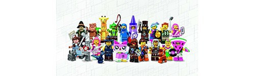 LEGO Minifiguren Serie The Movie 2